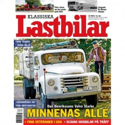 Klassiska Lastbilar nr 2 2015