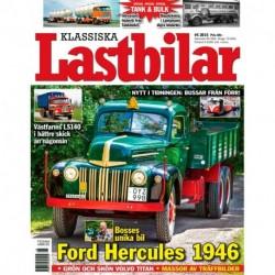 Klassiska Lastbilar nr 5 2015