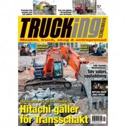 Trucking Scandinavia nr 5 2018