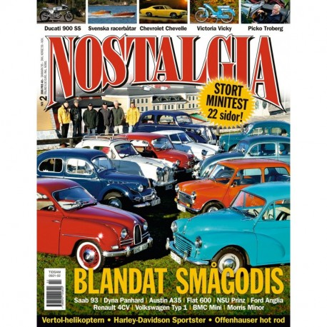 Nostalgia Magazine nr 2 2006