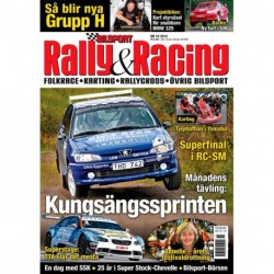Bilsport Rally&Racing nr 10 2012