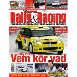 Bilsport Rally&Racing nr 2 2013