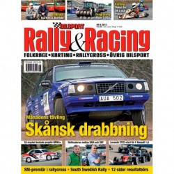 Bilsport Rally&Racing nr 6 2013