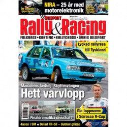 Bilsport Rally&Racing nr 10 2011