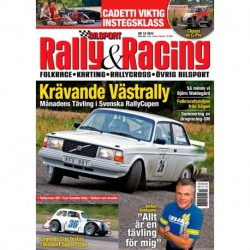 Bilsport Rally&Racing nr 10 2014