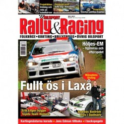 Bilsport Rally&Racing nr 8 2012