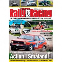 Bilsport Rally&Racing nr 8 2011