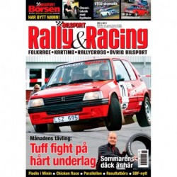 Bilsport Rally&Racing nr 6 2011