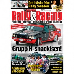 Bilsport Rally&Racing nr 3 2014