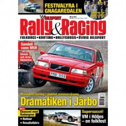 Bilsport Rally&Racing nr 8 2014