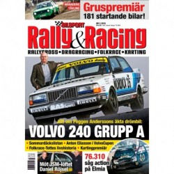 Bilsport Rally&Racing nr 5 2015