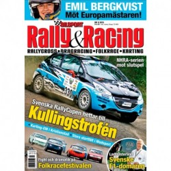 Bilsport Rally&Racing nr 9 2015