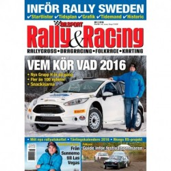 Bilsport Rally&Racing nr 2 2016