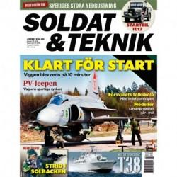 Soldat & Teknik nr 5 2013