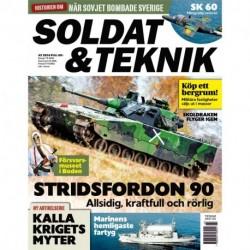 Soldat & Teknik nr 3 2014