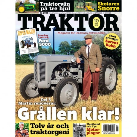 Traktor nr 6 2018