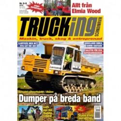 Trucking Scandinavia nr 8 2009