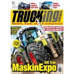 Trucking Scandinavia nr 7 2008