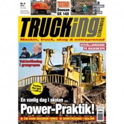 Trucking Scandinavia nr 6 2008