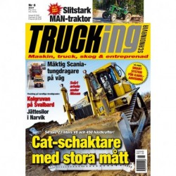 Trucking Scandinavia nr 6 2007
