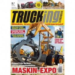 Trucking Scandinavia nr 7 2010