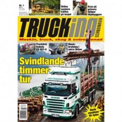 Trucking Scandinavia nr 1 2011