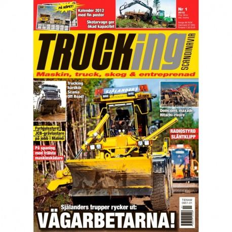 Trucking Scandinavia nr 1 2012