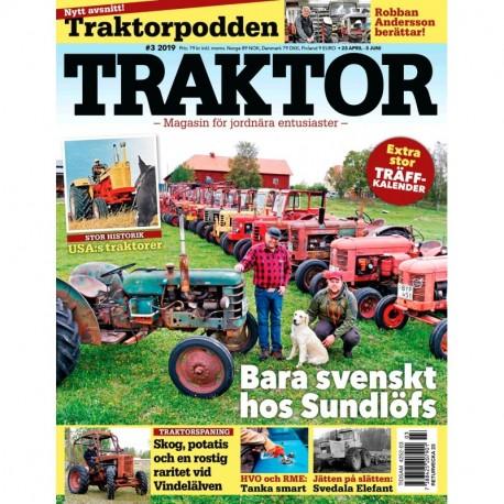 Traktor nr 3 2019