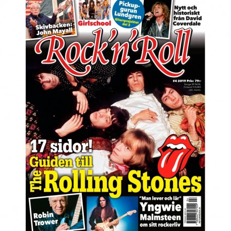 Rock'n'Roll Magazine nr 4 2019