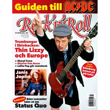 Rock'n'Roll Magazine nr 7 2019