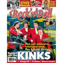 Rock'n'Roll Magazine nr 8 2019