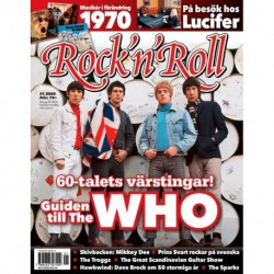 Rock'n'Roll Magazine nr 1 2020