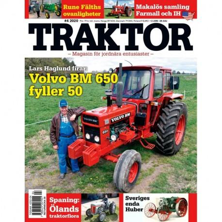 Traktor nr 4 2020