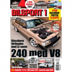 Bilsport nr 1 2021