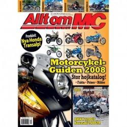 Allt om MC nr 12 2007