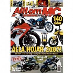 Allt om MC nr 1 2007