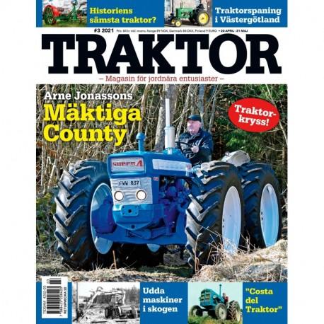 Traktor nr 3 2021