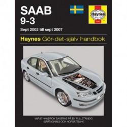 Saab 9-3 2002 - 2007