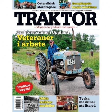Traktor nr 7 2021