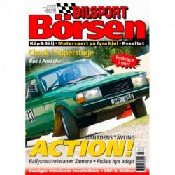Bilsport Börsen nr 9  2004