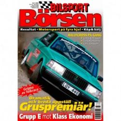 Bilsport Börsen nr 5  2004