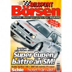 Bilsport Börsen nr 4  2004
