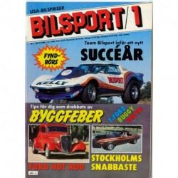 Bilsport nr 1  1983