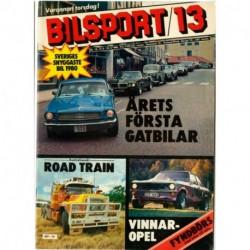 Bilsport nr 13  1980