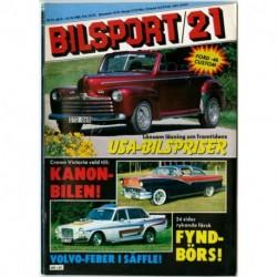 Bilsport nr 21  1982