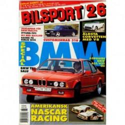 Bilsport nr 1  1995