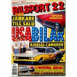 Bilsport nr 22  1994