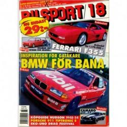 Bilsport nr 18  1994