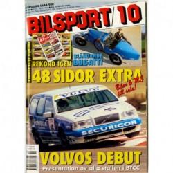 Bilsport nr 10  1994