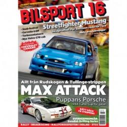 Bilsport nr 16  2005